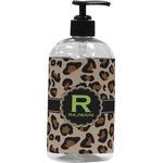 Granite Leopard Plastic Soap / Lotion Dispenser (Personalized)