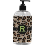 Granite Leopard Plastic Soap / Lotion Dispenser (Personalized)