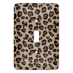 Granite Leopard Light Switch Covers - Multiple Toggle Options Available (Personalized)