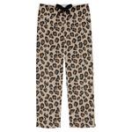 Granite Leopard Mens Pajama Pants (Personalized)