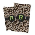 Granite Leopard Microfiber Golf Towel (Personalized)