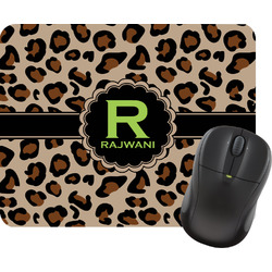 Granite Leopard Mouse Pad (Personalized)