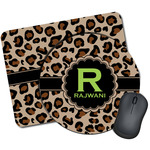 Granite Leopard Mouse Pads (Personalized)