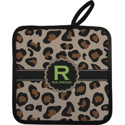 Granite Leopard Pot Holder (Personalized)