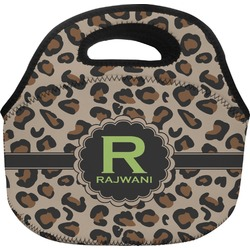 Granite Leopard Lunch Bag (Personalized)