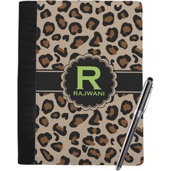 Granite Leopard Notebook Padfolio (Personalized)