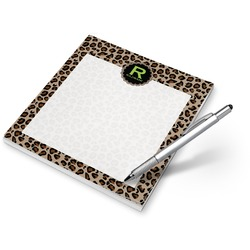 Granite Leopard Notepad (Personalized)