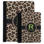 Granite Leopard Padfolio Clipboard (Personalized)