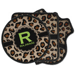 Granite Leopard Iron on Patches (Personalized)