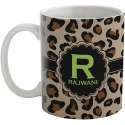 Granite Leopard Coffee Mug (Personalized)