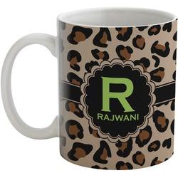 Granite Leopard Coffee Mug (Personalized)