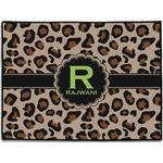 Granite Leopard Door Mat (Personalized)