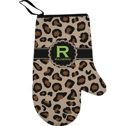 Granite Leopard Oven Mitt (Personalized)