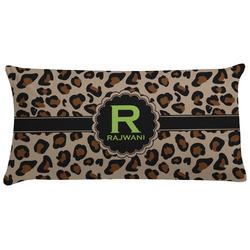 Granite Leopard Pillow Case (Personalized)