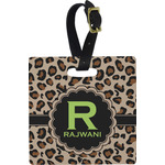 Granite Leopard Luggage Tags (Personalized)