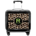 Granite Leopard Pilot / Flight Suitcase (Personalized)
