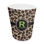 Granite Leopard Plastic Tumbler 6oz (Personalized)
