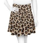 Granite Leopard Skater Skirt (Personalized)