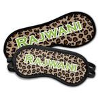 Granite Leopard Sleeping Eye Masks (Personalized)