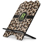 Granite Leopard Stylized Tablet Stand (Personalized)