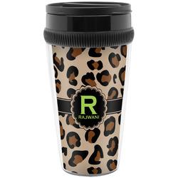 Granite Leopard Travel Mugs (Personalized)