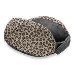 Granite Leopard Travel Neck Pillow