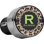 Granite Leopard USB Car Charger (Personalized)