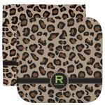 Granite Leopard Facecloth / Wash Cloth (Personalized)