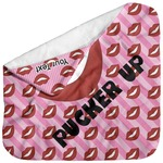 Lips (Pucker Up) Baby Hooded Towel