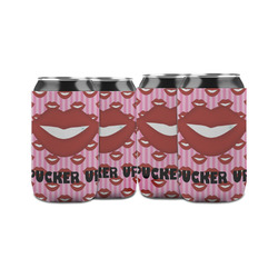 Lips (Pucker Up) Can Sleeve (12 oz)