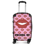 Lips (Pucker Up) Suitcase