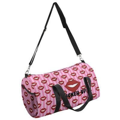 Lips (Pucker Up) Duffel Bag