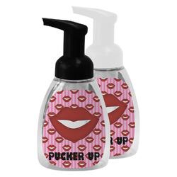 Lips (Pucker Up) Foam Soap Bottle