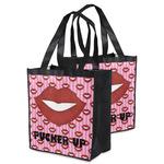 Lips (Pucker Up) Grocery Bag