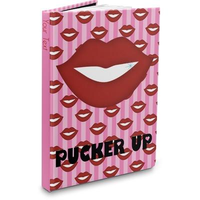 Lips (Pucker Up) Hardbound Journal