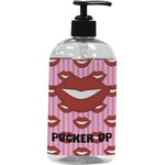 Lips (Pucker Up) Plastic Soap / Lotion Dispenser