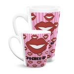 Lips (Pucker Up) Latte Mug