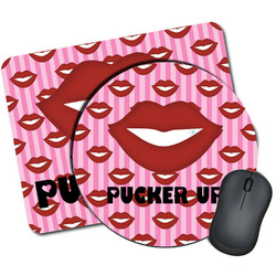 Lips (Pucker Up) Mouse Pads