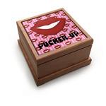 Lips (Pucker Up) Pet Urn