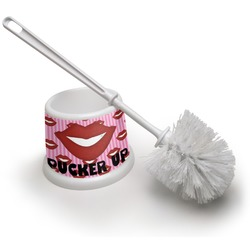 Lips (Pucker Up) Toilet Brush