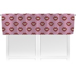 Lips (Pucker Up) Valance