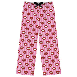 Lips (Pucker Up) Womens Pajama Pants