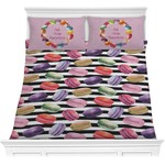 Macarons Comforters (Personalized)