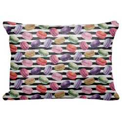 "Macarons Decorative Baby Pillowcase - 16""x12"" (Personalized)"