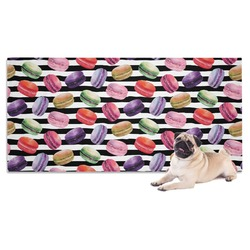 Macarons Pet Towel (Personalized)