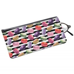 Macarons Genuine Leather Eyeglass Case (Personalized)