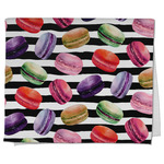 Macarons Kitchen Towel - Full Print (Personalized)