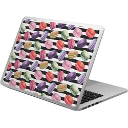 Macarons Laptop Skin - Custom Sized (Personalized)