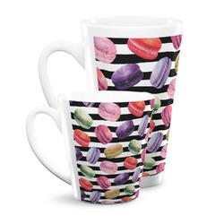 Macarons Latte Mug