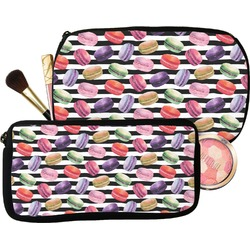 Macarons Makeup / Cosmetic Bag (Personalized)